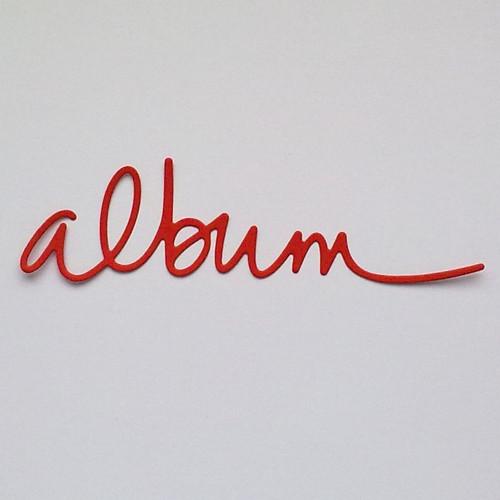 Nápis - Album
