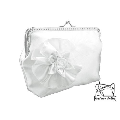Svatební kabelka  pro nevěstu  0445A