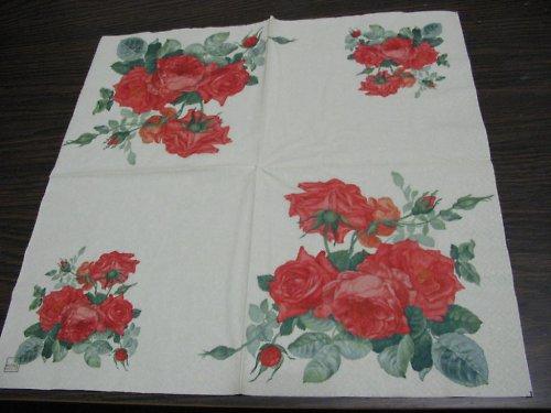 Ubrousek - růže
