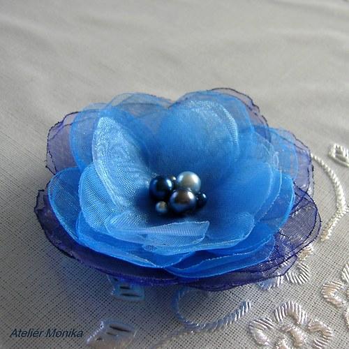 Blue Flowers - brož
