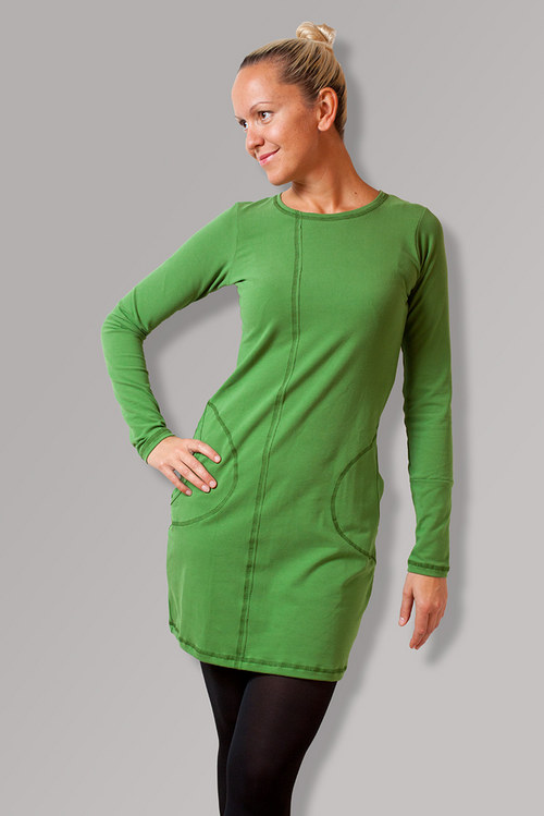 1 N.Y. Plaza GREEN DRESS