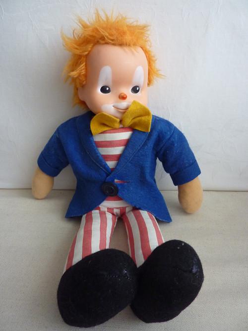 Panáček klaun