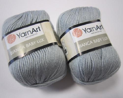 BIANCA BABY LUX barva 362 šedá