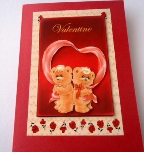 valentýnské přání - PR00057