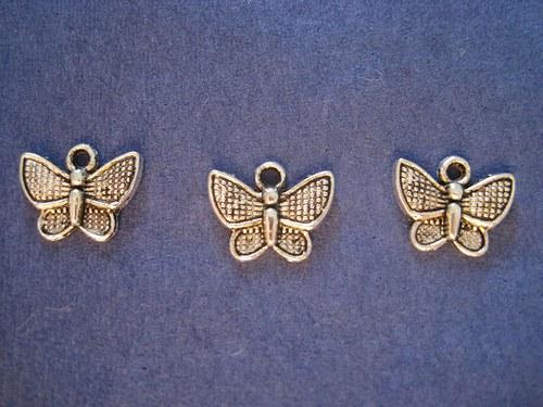 Motýlky, 3 kusy / 8,-- Kč
