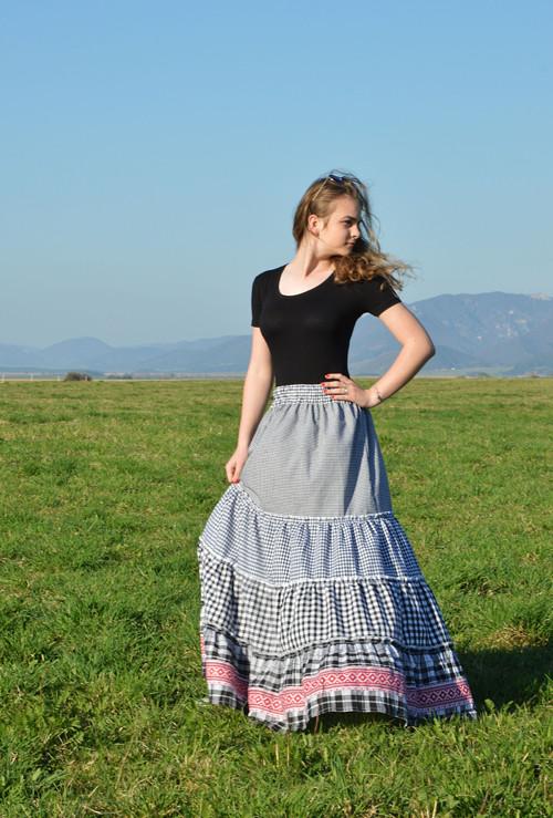 sukňa Rozália