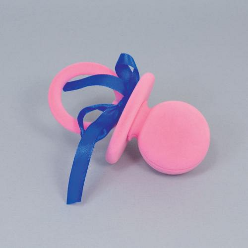 Růžový dudlík - krabička na šperky
