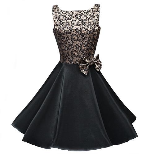 Společenské šaty MONICA s kolovou sukní