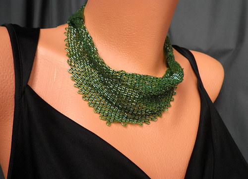 náhrdelník N50 (šátek)