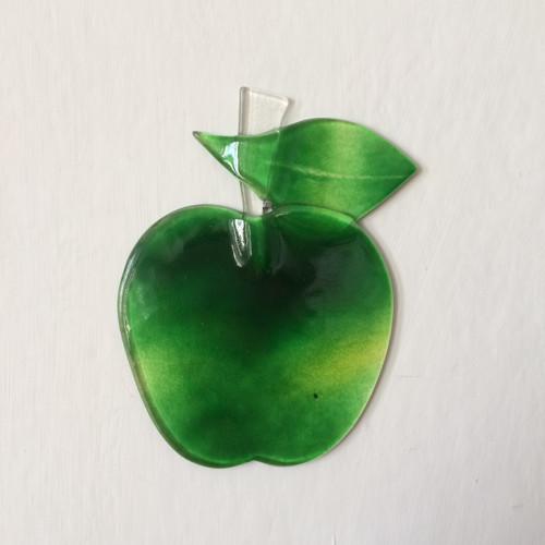 Skleněné jablko 1