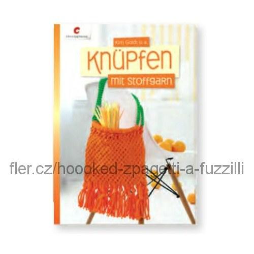 Knüpfen mit Stoffgarn (Ruční práce s tkanou přízí)
