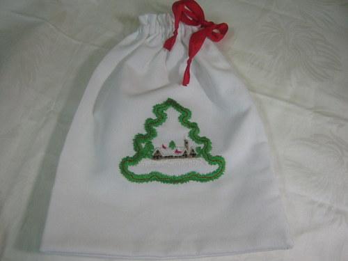 vánoční sáček