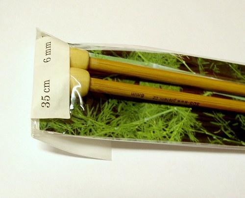 Bambusové jehlice Kreativ