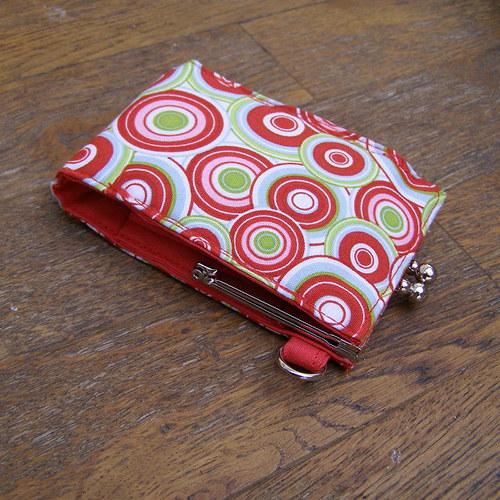Rámečková kapsička na kreditní karty V