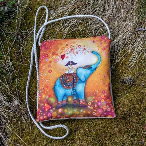 Taštička - Slon