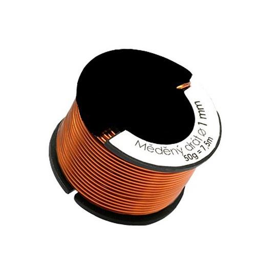 Měděný drát 1,0 mm