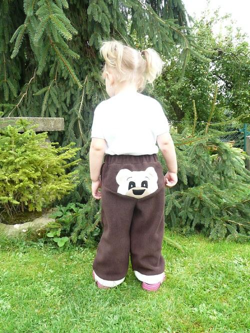 """Kalhotky \""""KUK\"""" (medvěd)"""