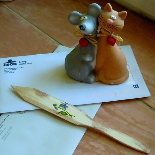 Nožík na dopisy   DND-1