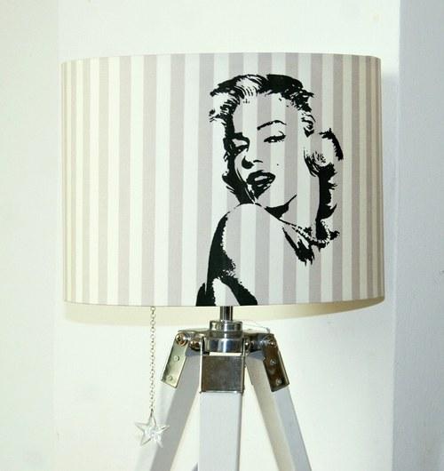 Stínítko na lampu MM -stolní/stropní