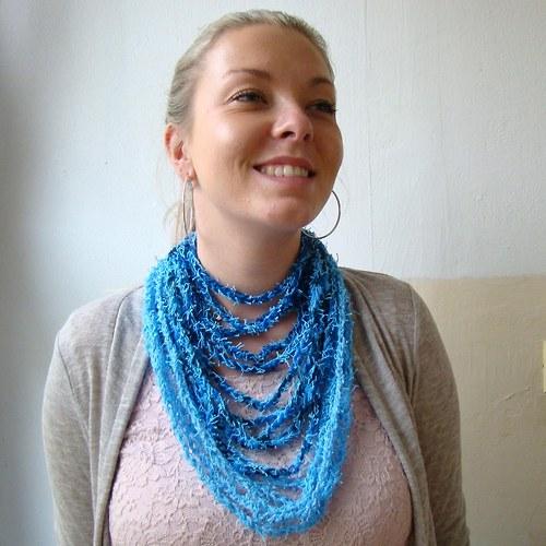 nákrčník - náhrdelník