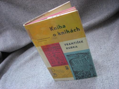 Kniha o knihách, František Kubka
