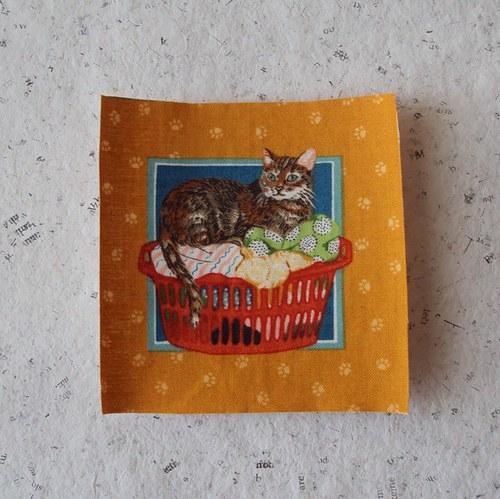 Hravé kočičky 8 - nažehlovačka