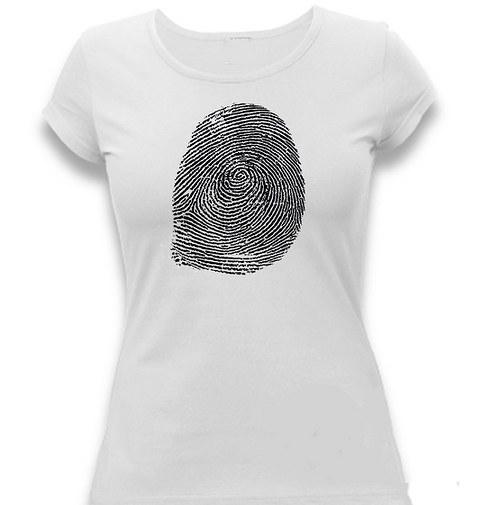 Dámské tričko ,,Otisk´´