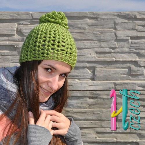 Jarní čepice - vyberte si barvu