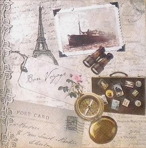 OS-005 Paříž a loď