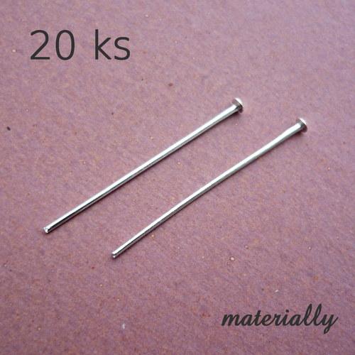 Ketlovací nýty  30 mm    20 ks