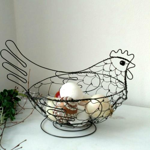 drátovaná slípka + ptakoši