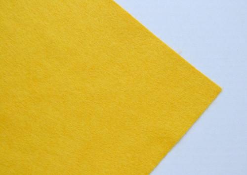 Plsť metráž medová (šířka 45 cm) (barva č. 6)