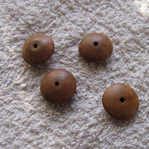 Dřevěné korálky