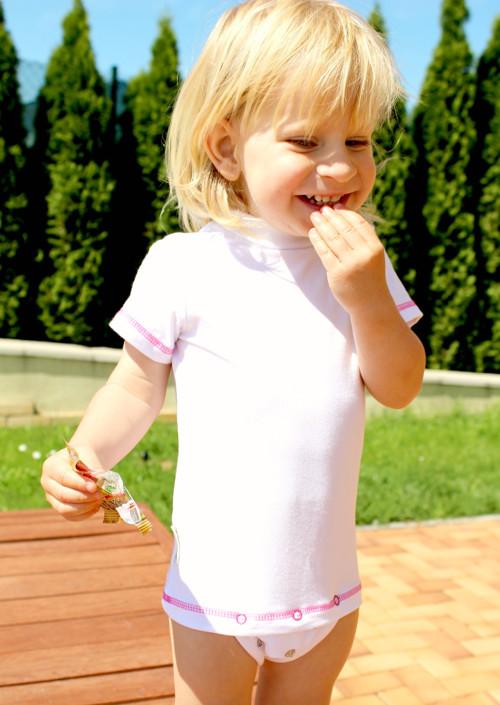 Rostoucí body-tričko- BAMBUS - výběr barev i vzorů