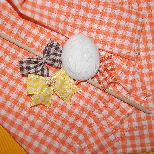 Velikonoční vajíčko k dekoraci