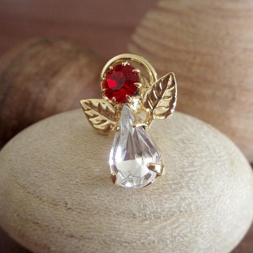 Zlatý andílek pro štěstí - červenec