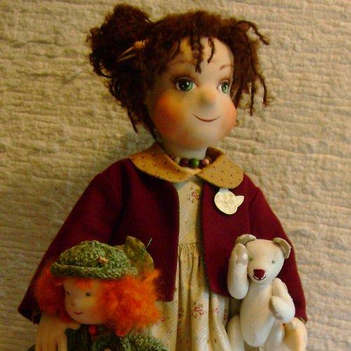 bábika Terezka II.