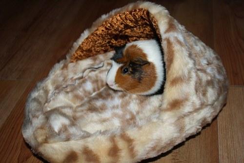 model pelíšku-pro mrňousky pantoflíček