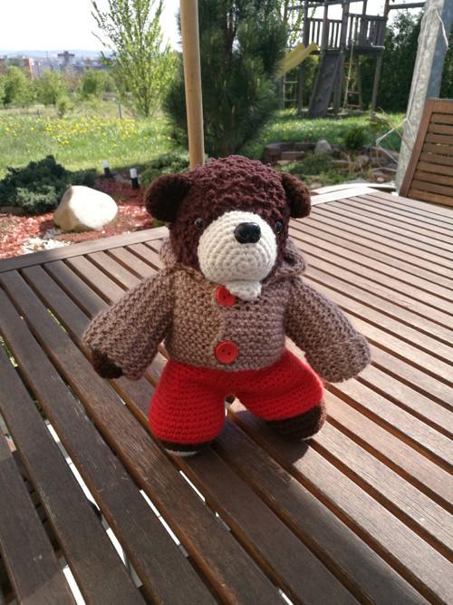 Medvídek Zmrzlina