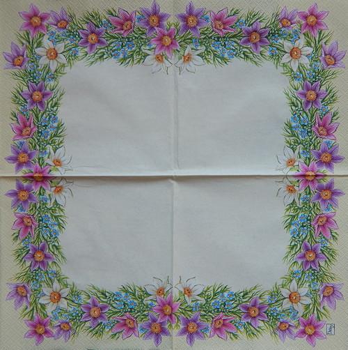 Ubrus květinkový A 47