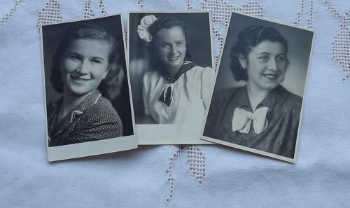 Tři dívky