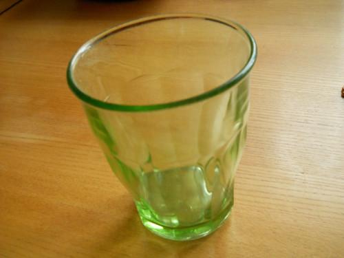 Zelená duritka