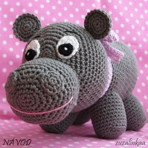 Návod - Hrošík II (hračka)