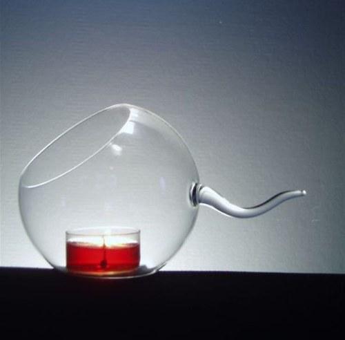 DESIGNOVÝ SVÍCEN MYŠKA plovoucí nebo čaj. svíčku