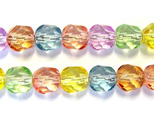 0404003/Mix ohňovky 6 odstínů, 1 balení