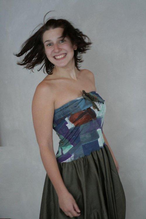 SLEVA  šaty letní