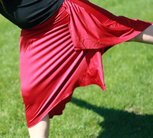 Cípatá sukně