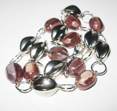 Hnědé perly