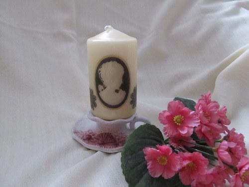 Svíčka Kamej