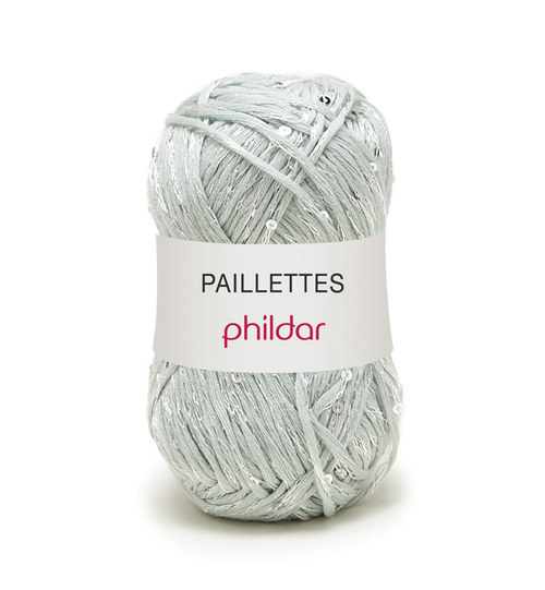 Příze Phildar Paillettes odstín Opale